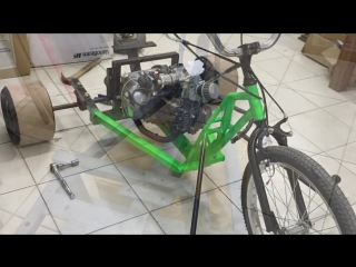 Motorized Drift Trike build
