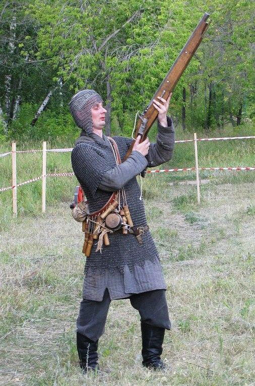 Реконструкция казахского воина 17-19 века