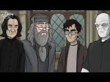 """КДБЗ """" Гарри Поттер и наминанты на Оскар """" (Как должен был закончиться)"""