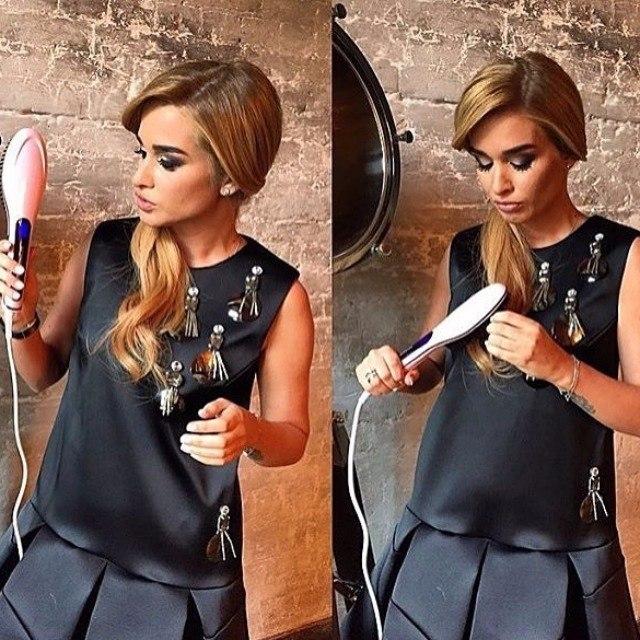 Бородина рекомендует Fast Hair Straightener