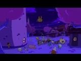 7 серия - 1 часть - 3 сезона мультсериала — «Время приключений» - Всё хуже и хуже - в озвучке от Сыендук