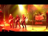 Saxon and Fast Eddie Clark Ace of Spades London 2016