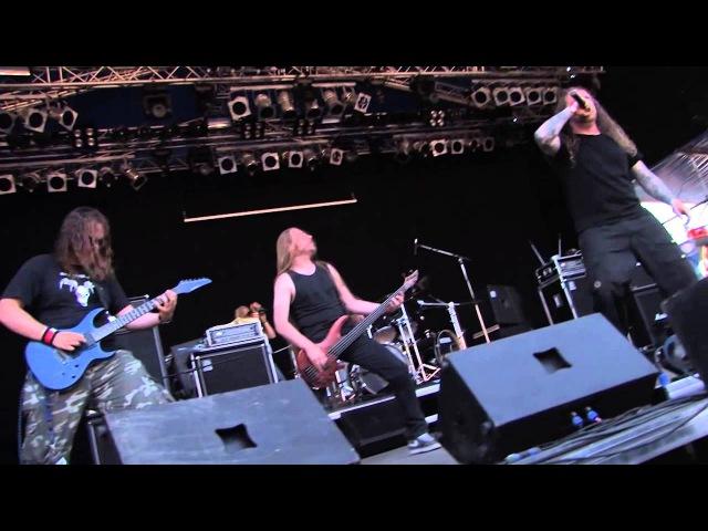 Prostitute Disfigurement Live at Eisenwahn Festival 2013