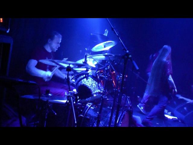 Prostitute Disfigurement Stage view @ Neurotic Deathfest 04 03 2012 Tilburg 013