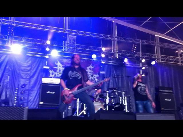 Prostitute Disfigurement Live Hellfest June 2015