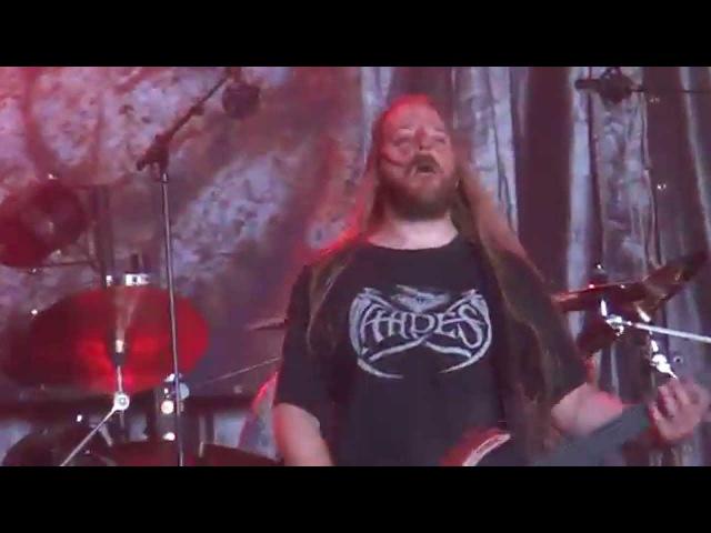 Prostitute Disfigurement Hellfest 2015