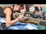 Long Distance Rifle Shooting - Pushing 1255 Yards