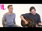 Aaron Carter Performs 'Fool's Gold' Acoustic Live - YouTube