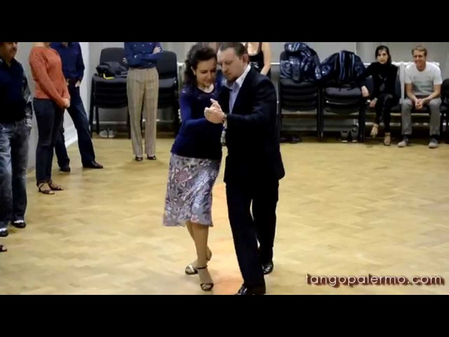 Milonga traspie Variation for Advanced Dancers