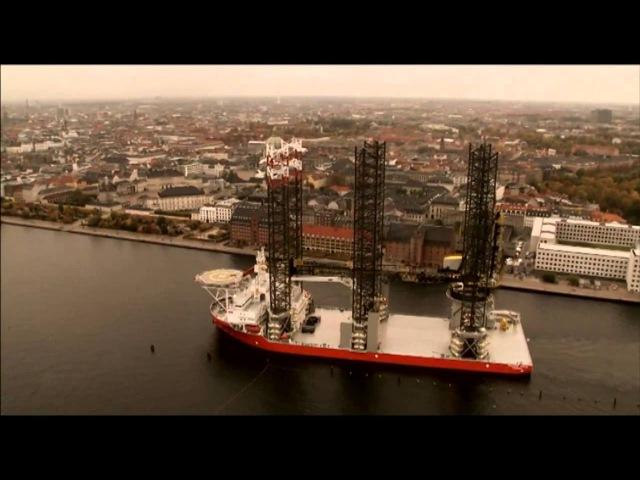 Pacific Orca & Pacific Osprey, Swire Blue Ocean - Wind Turbine Installation Ship KNUD E. HANSEN A/S