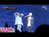 show me the money5 [무삭제/단독] 도끼 & 더콰이엇 팀 @ 프로듀서 특별공연(19세) 160611 EP.5
