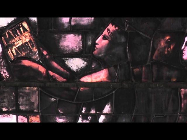 La Vetrata di Sironi nella Cattedrale del Lavoro