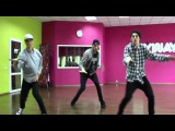 Diggy Simmons, Dj Spinking &amp Dima Petrovich - Dance Centre Myway Slow Tutorial