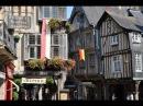 Франция. Динан и Сен Мало (Dinan et Saint-Malo). Отдых и Туризм