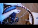 Как заспицевать спицевать вставлять набрать заменить спицы на колесе велосипеда на 36 спиц