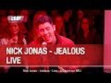 Nick Jonas - Jealous - Live - CCauet sur NRJ