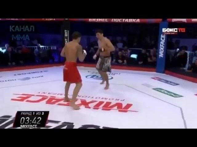 Венер Галиев vs Марсио Андраде