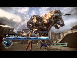 Final Fantasy XIII-2 PC Gameplay ''Paradox Alpha'' Boss Fight - 1080p