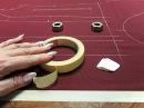 Как кроить шелк, шифон и другие подвижные ткани Секрет кроя Лайфхак