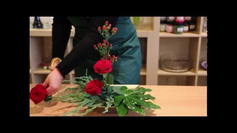 OASIS® Floral Products ~ How To ~ Glad Tidings