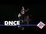 DNCE - 'Toothbrush' (Live At Capitals Jingle Bell Ball 2016)