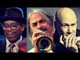 Sangoma Everett Trio with Enrico Rava &amp Olivier Kei Ourio - Jazzwoche Burghausen 2016