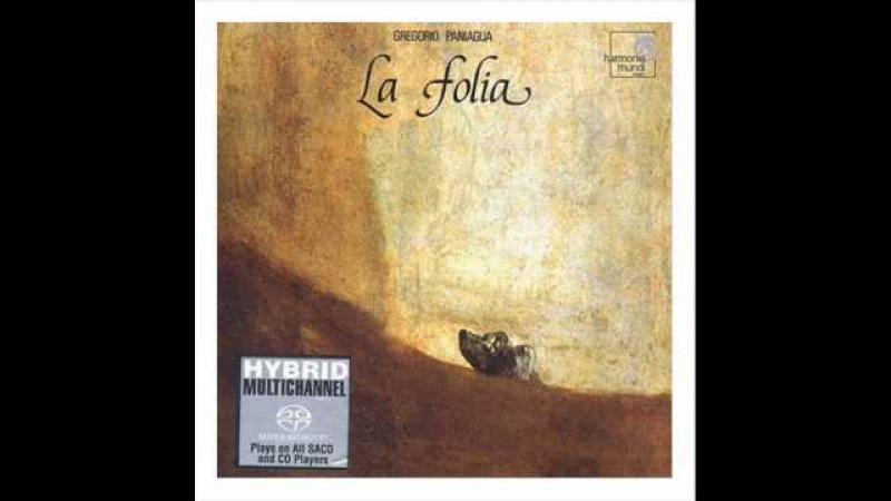 Gregorio Paniagua - La Folia - Fons vitae.wmv