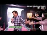 """Джеки Чан в шоу """"Happy Camp"""" - флешмоб mannequin challenge"""