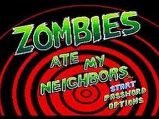 [Sega] Zombies ate my neighbors gameplay by Necros