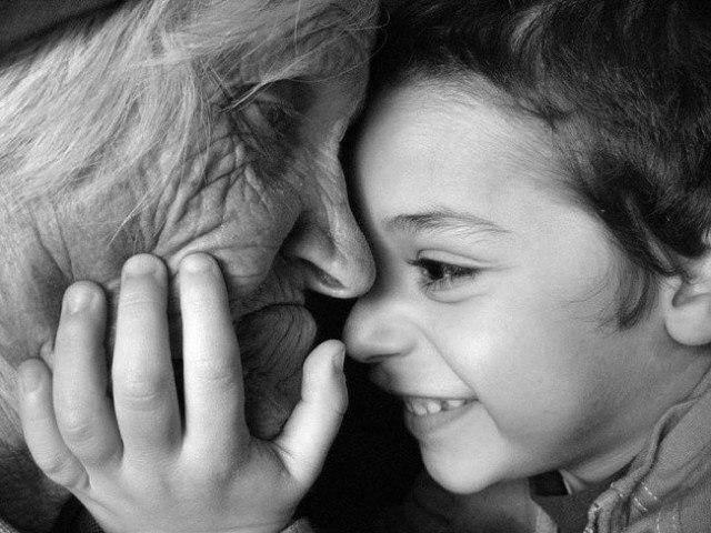 «Детское одиночество — я говорю о чувстве — может сравниться только со старческим.
