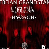 22.04 - PLEBEIAN GRANDSTAND / СПБ / ZOCCOLO