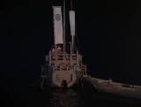 Прорыв галеры Торанаги из бухты Осаки Сёгун