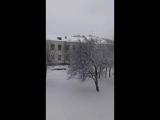 Зима в Бобруйске