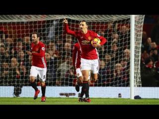 Манчестер Юнайтед - Вест Хэм 1:1. Обзор матча. Англия. Премьер-лига 2016/17. 13 тур.