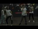 Преподаватель Настя Гагина с ученицами/Приглашаем на занятие Dance mix 10-16 лет