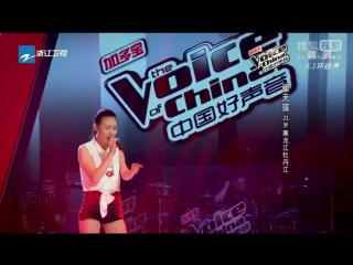 The Voice of China - Mad World (Gary Jules Cover)
