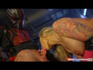 Kayla Green - London Knights: A Heroes and Villains XXX Parody Series  [Big Tits, All Sex, HD 1080p]