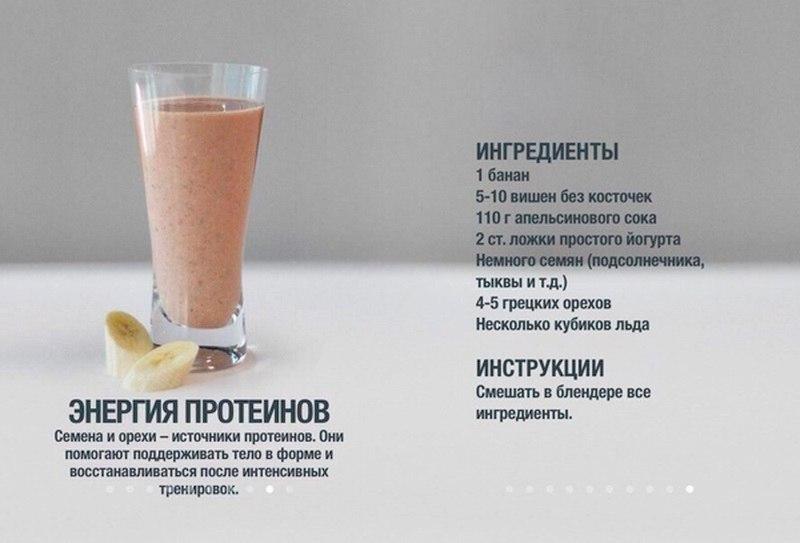Рецепты для домашнего протеина