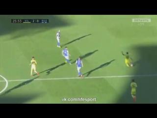 «Վիլյառեալ» 2-1 «Ռեալ Սոսյեդադ». Սանսոնեի կենտրոնից գոլը