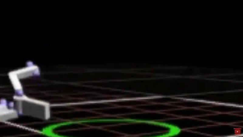 Эволюция компьютерной программы отрывок BBC Тайная жизнь хаоса 2010