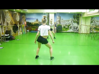 Нина Booty Dance 5life схема