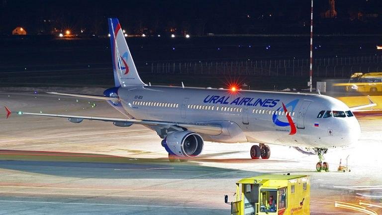 Таджикистан не дал разрешение «Уральским авиалиниям» на чартерный рейс