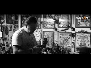 Говорящие татуировки. Часть 3. История создания татуировочных машин