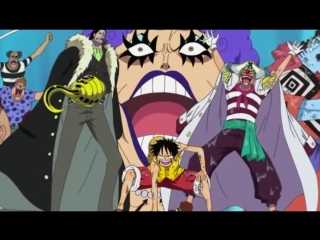 One piece - Shinedown - Diamond eyes (Boom lay boom lay boom) - Nothing to lose AMV