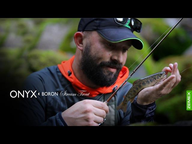 ZEMEX ONYX Boron Stream Trout 602XUL 0,5-5,0g