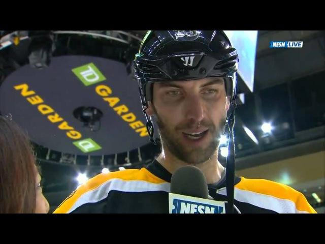 NESN - Patrice Bergeron (3) Overtime Game Winner. Toronto 4 Boston 5. Bruins Wins Series. 05/13/2013
