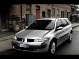 Reklama Renault Megane II Grandtour 2005 Polska