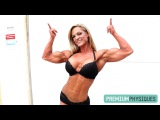 ULTIMATE FEMALE MUSCLE - Jamie at PremiumPhysiques!