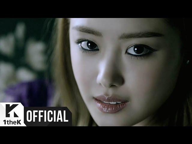 [MV] Song Ji Eun(송지은) _ Bobby Doll(바비돌)