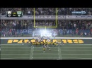 Jordy Nelson Touchdown v Steelers - 2011 SuperBowl